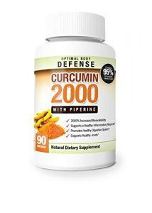 Single bottle image of Curcumin 2000