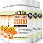Image of several bottles of joint support formula, Curcumin 2000