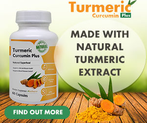 Promotion image of Tumeric Curcumin Plus