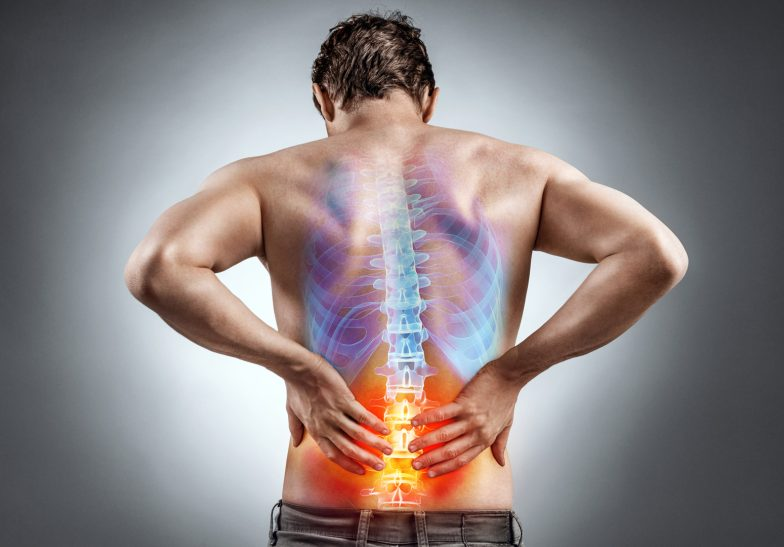 back joint pain relief