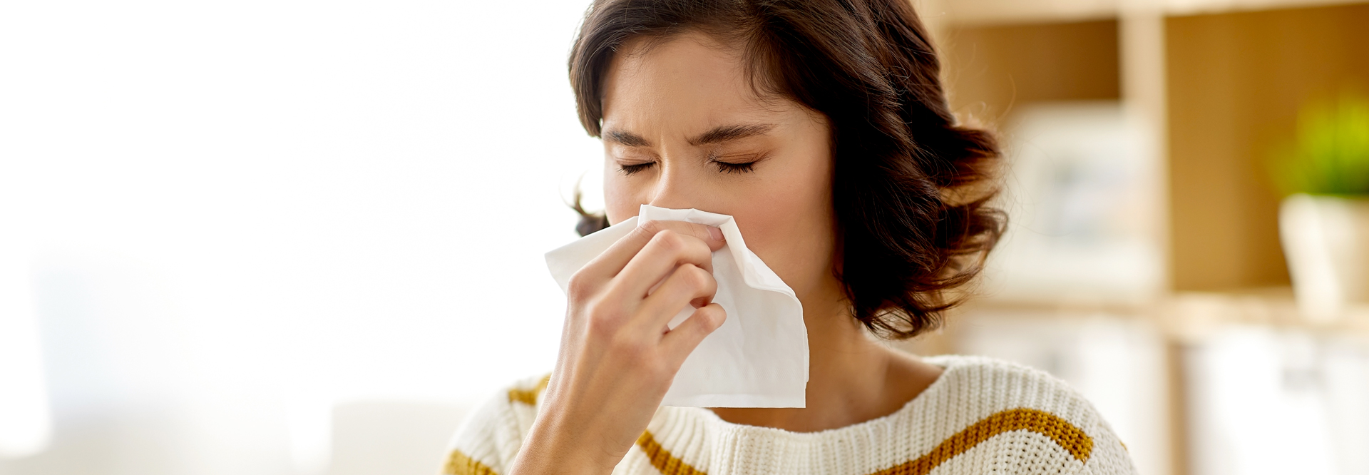 can allergies cause muscle ache