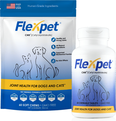 flexpet chew and tab