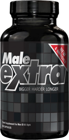male extra bottle