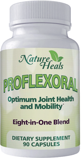 image of proflexoral bottle review
