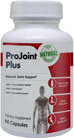 Featured image for: ProJoint Plus Reviews: Natural Joint Supplement.  Worth it? Lets find out..