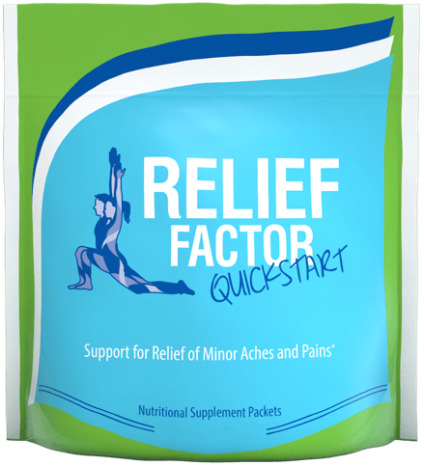 featured image relief factor package