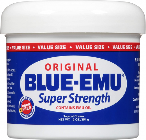Featured image for: Blue Emu Reviews:  Topical Pain Reliever with a SHOCKING review rating!!