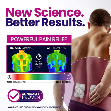 Featured image for: Luminas Pain Patch Reviews:  Fast Acting pain relief but is it TRUE?