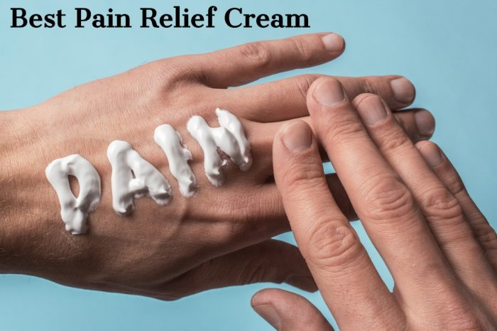 Featured image for: Best Pain Relief Cream:  4 solid creams that work for pain relief!