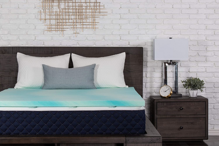 Featured image for: Dreamfoam Mattress Topper Review:  Is it the best for you? Find Out!