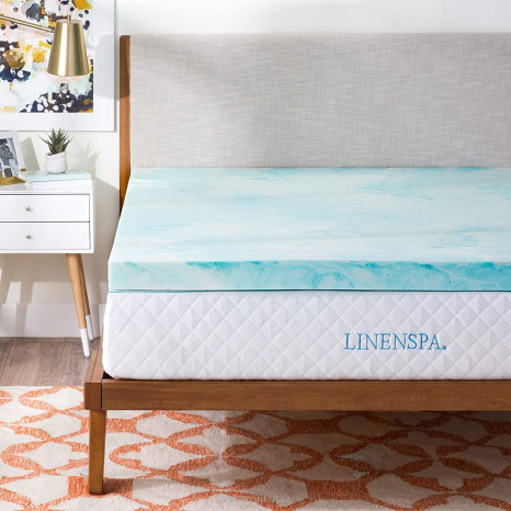 Featured image for: [Find out the TRUTH] Linenspa Mattress Topper Reviews