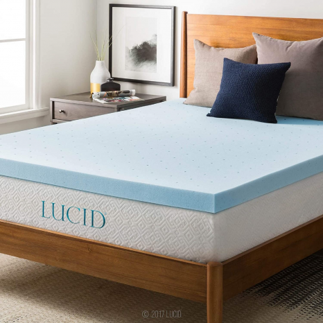 Featured image for: Lucid Mattress Topper Reviews – Find out the TRUTH!!