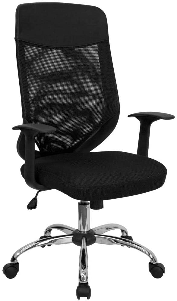 featured image flash furniture high back mesh chair