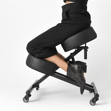 Featured image for: Sleekform Ergonomic Kneeling Chair Reviews